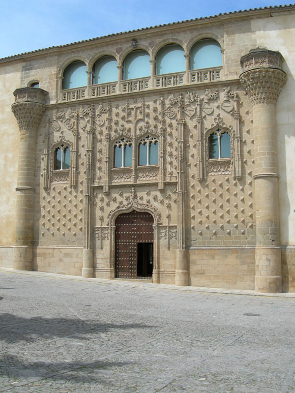 Fachada-Palacio-Jabalquinto-Baeza