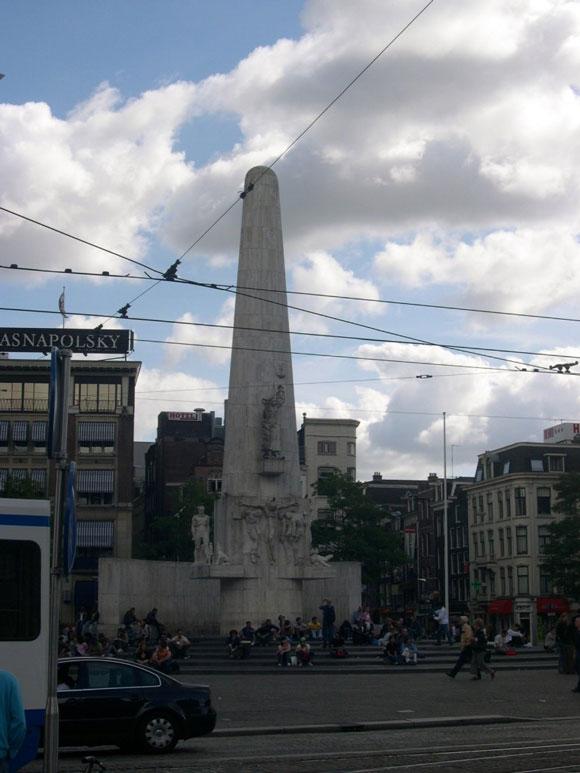 Amsterdam-piazza-Dam