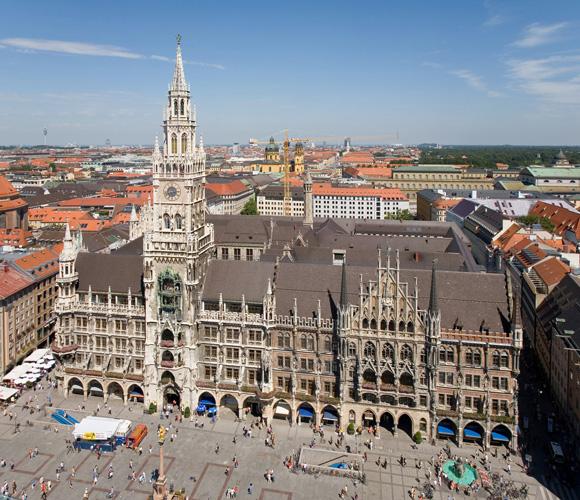 Rathaus-Marienplatz
