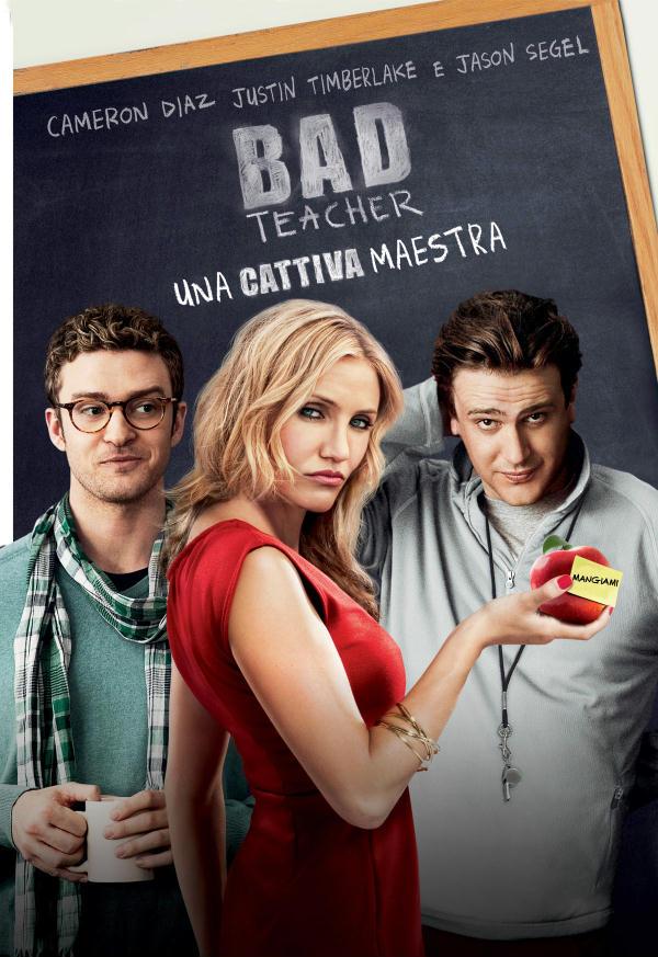 Bad Teacher una cattiva maestra