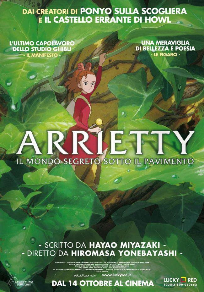 arrietty-locandina