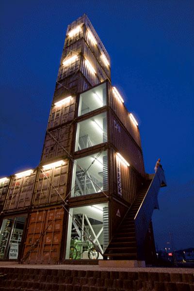 Zrich-Freitag-Tower