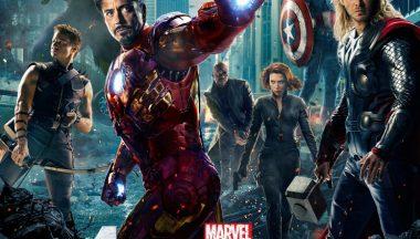 the avengers locandina