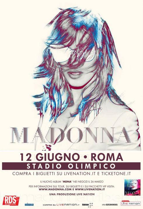 Madonna-Tour