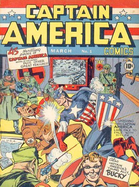 capitano-america-vintage