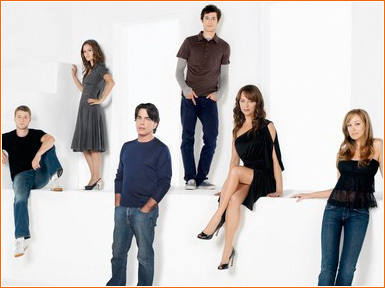 cast-the oc quarta stagione