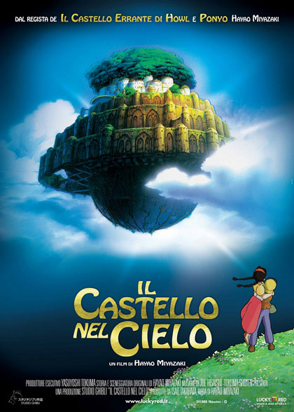 il-castelo-nel-cielo