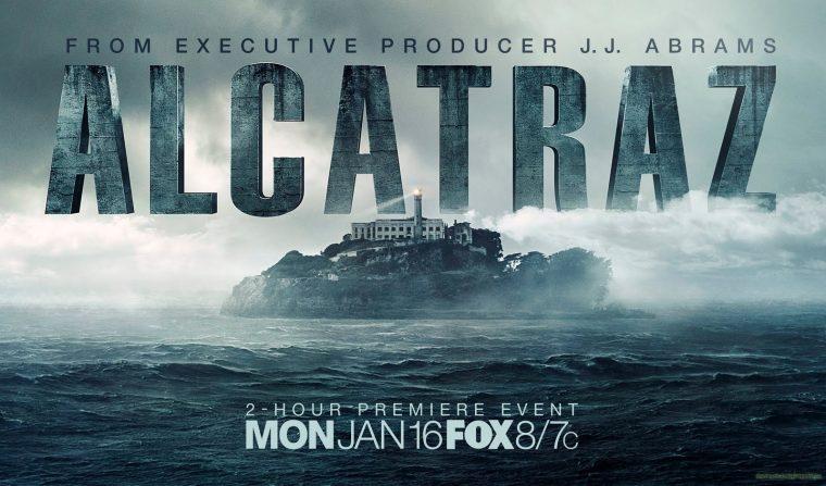 Alcatraz serie tv Official Banner