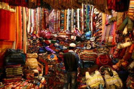Marrakech-stall