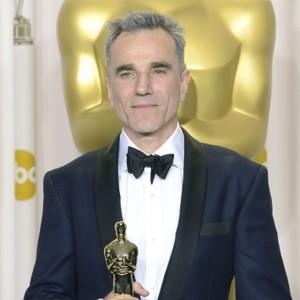 Oscar 2013- Daniel Day Lewis 1