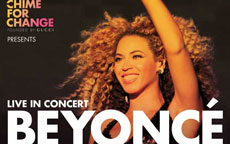 beyonce chime for change concert