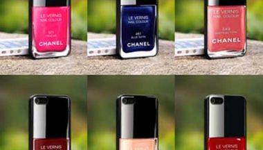 Vesti il tuo iPhone con gli smalti