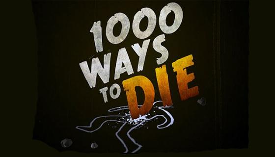 1000 modi di morire serie tv