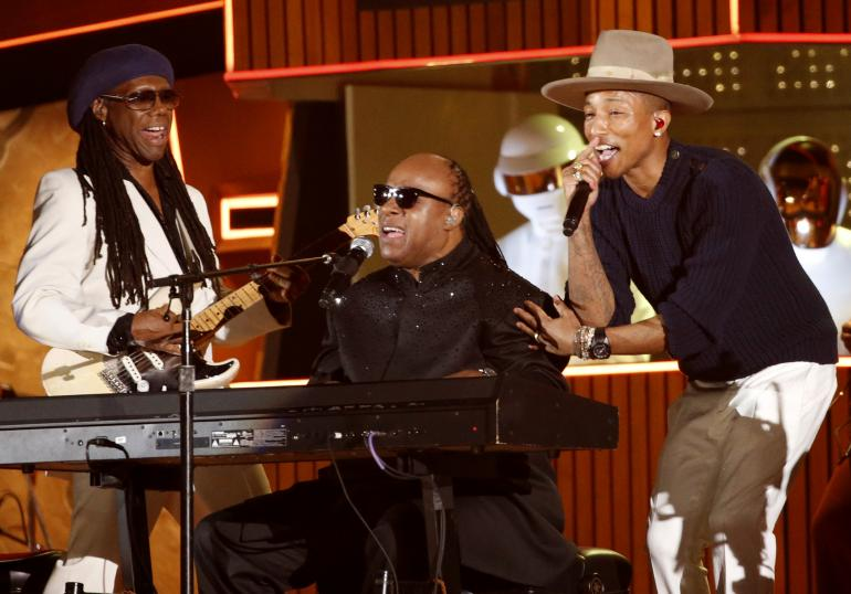 grammy-2014-performances-stevie-wonder-daft-punk-niles-rodgers