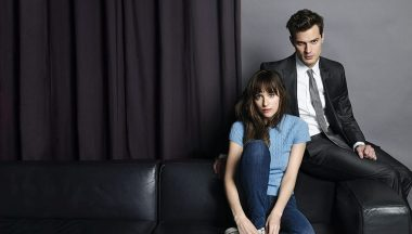 dakota johnson jamie dornan star fifty shades grey