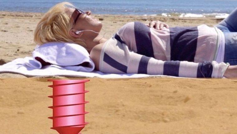 Beach Valut Il Contenitore Per Nascondere Gli Oggetti Di Valore