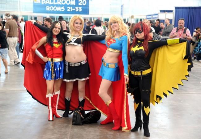 Comic-Con-women