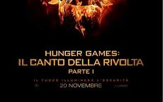 in sala il terzo capitolo di hunger games