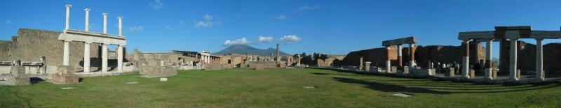 Musei italiani più amati online: Pompei