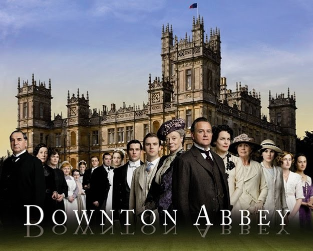 downton abbey chiude