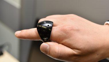 fujitsu smart ring