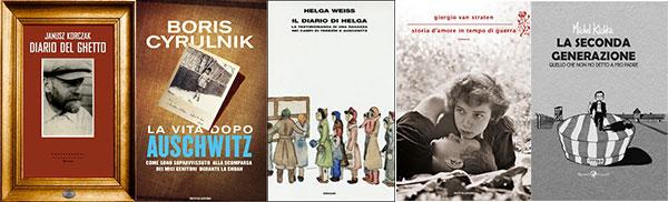 libri da leggere per il giorno della memoria