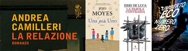 Libri in uscita gennaio 2015
