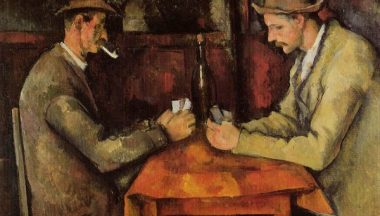 Card_Players Paul_Cezanne