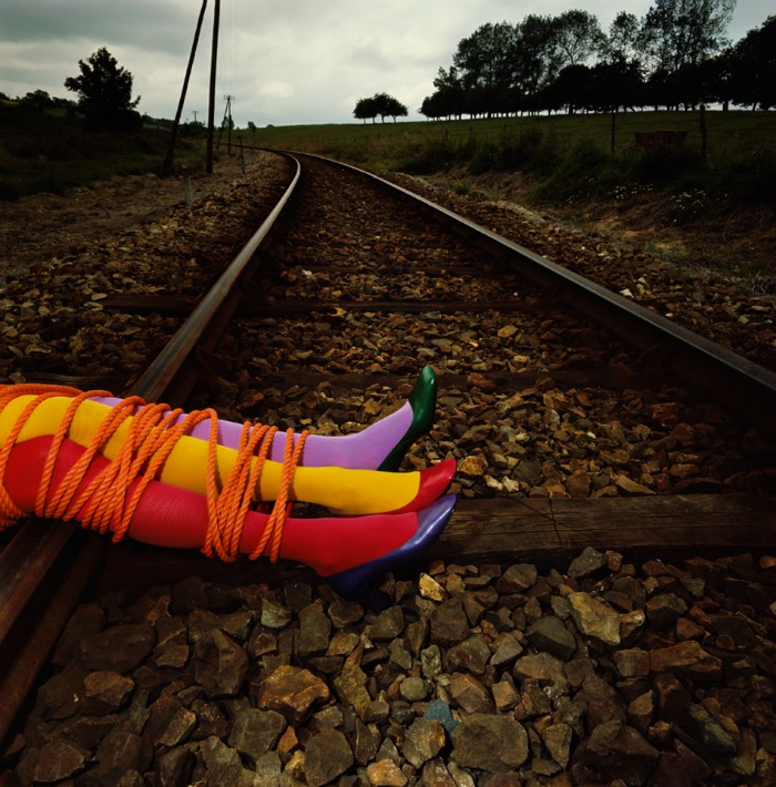 Guy Bourdin: Autumn 1970