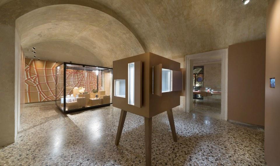Museo del gioiello: sala Icone