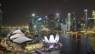 Viaggio A Singapore