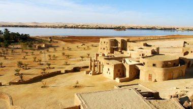 Adrere Amellal Resort Egitto  Vacanze Marzo 2015