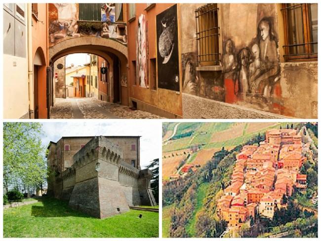 borghi più belli in Italia