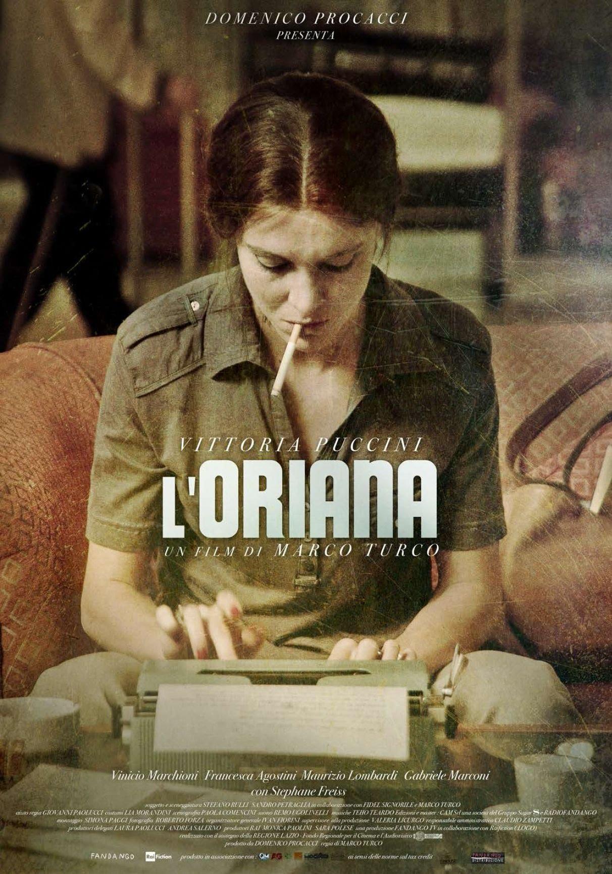 La Vita di Oriana Fallaci diventa un film