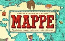 libro illustrato mappe
