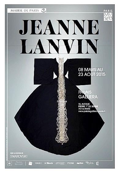 Lanvin in mostra a Parigi
