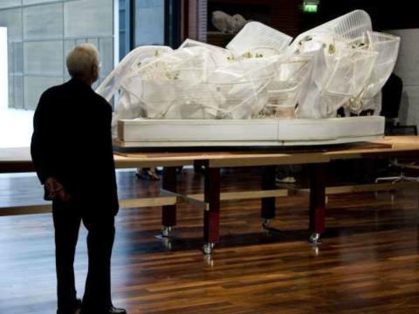 Fondazione Louis Vuitton: Frank Gehry Foto: www.fondationlouisvuitton.fr)