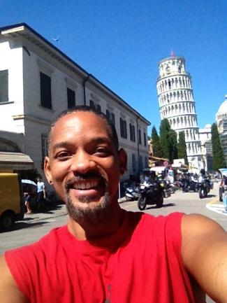 Will Smith Pisa