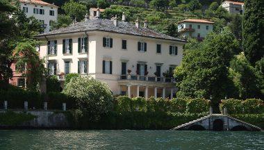 Italy Clooney Villa Gawkers