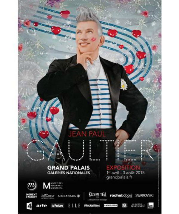 Jean Paul Gaultier in mostra a Parigi