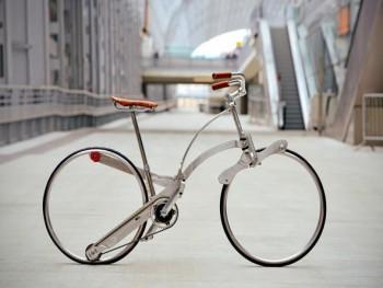 bici senza raggi