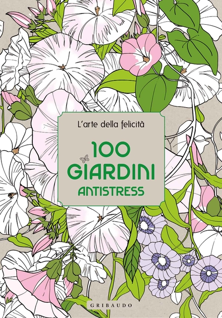 colorare antistress Gribaudo