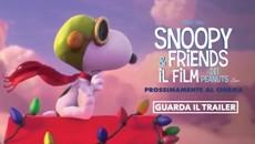 Il nuovo trailer ufficiale del film dei Peanuts