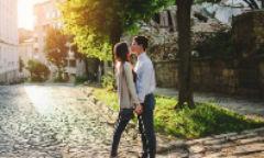 vie del bacio nel mondo