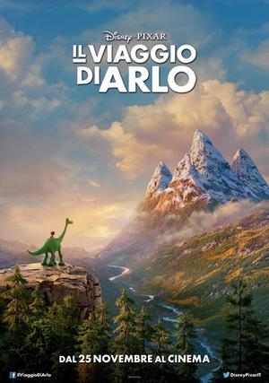 Il vaiggio di Arlo – The Good Dinosaur