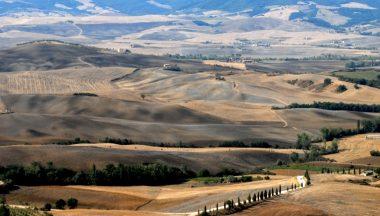 Crete Senesi Toscana Vacanza Nella Campagna Toscana