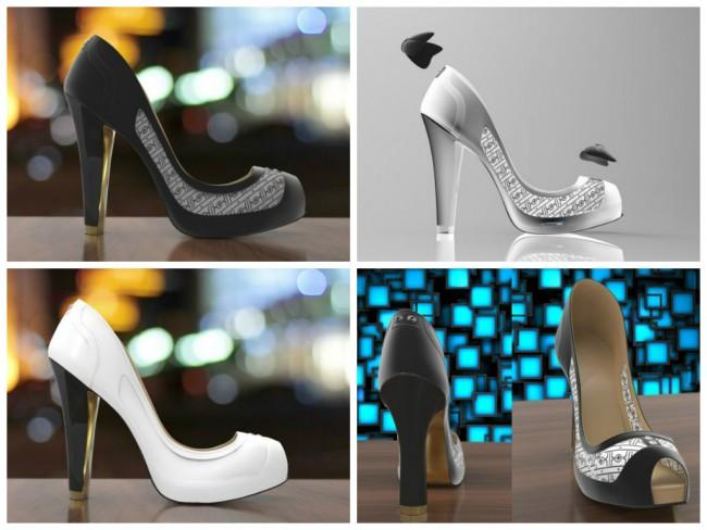 Volvorii Smart Shoe