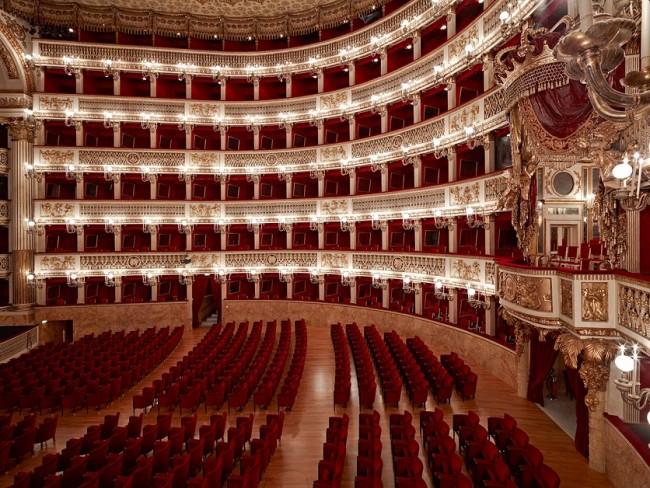 Teatro San Carlo di Napoli è il più bello al mondo