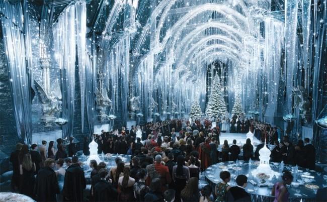 Cena a Hogwarts