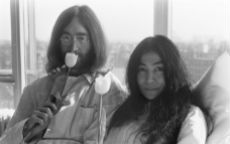 Il regalo di Yoko Ono a John Lennon, peace and love